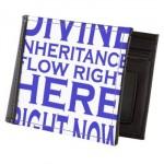 Divine Inheritance Men's Wallet