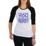 i release you to walk in prosperity baseball jersey