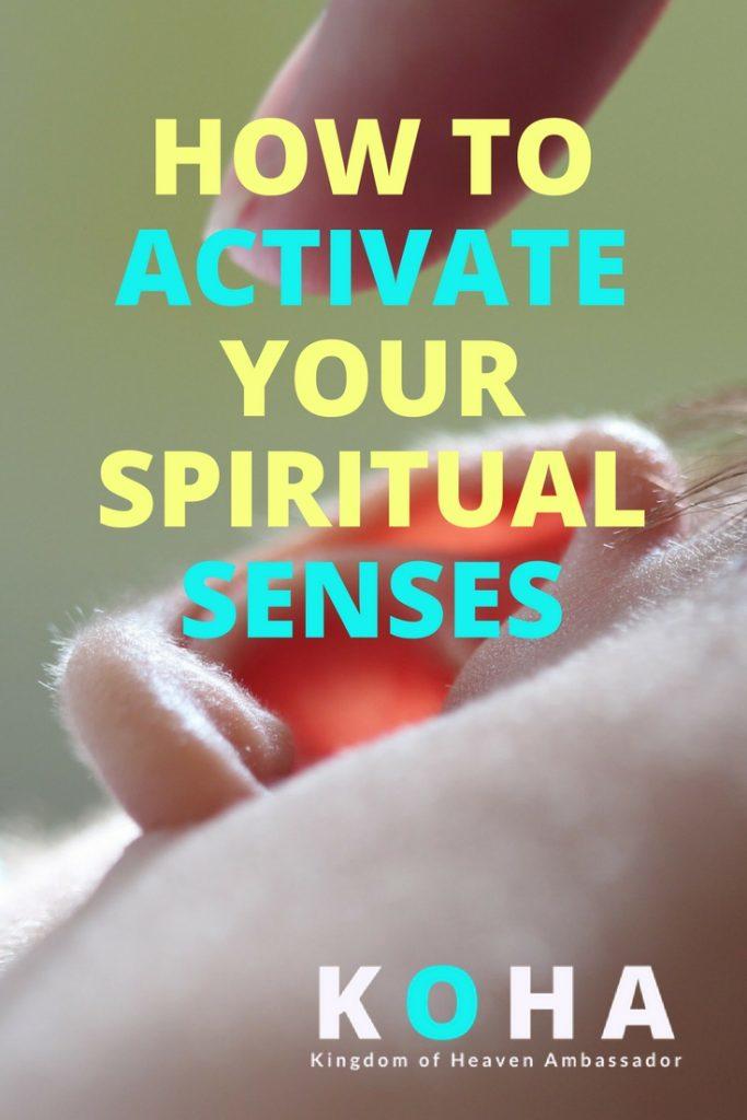 spiritual senses