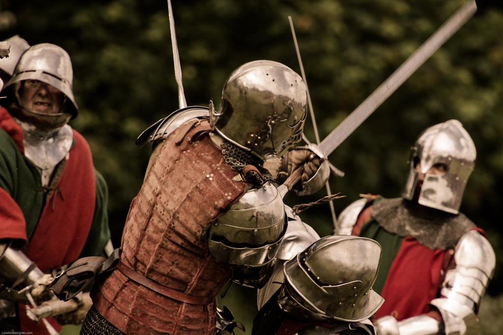 how to fight spiritual battles