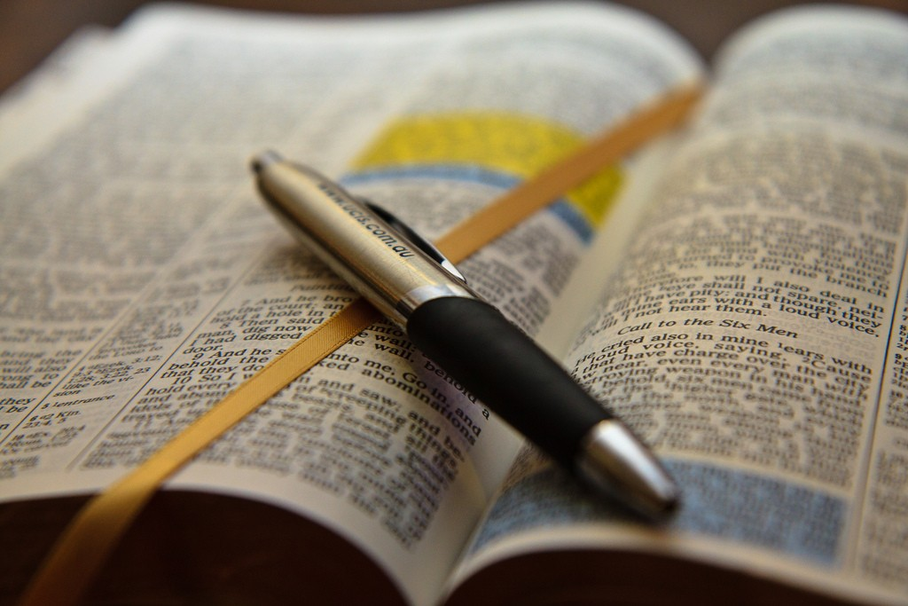 Bible Study: Storing His Word In Your Heart To Stand Firm In The End Times