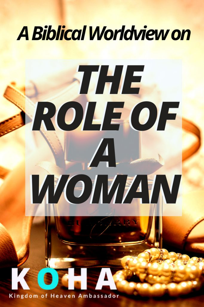 the role of a woman