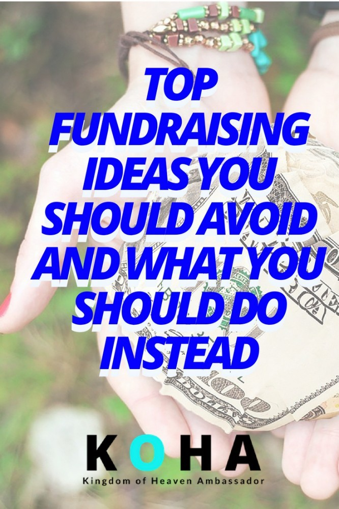 top fundraising ideas