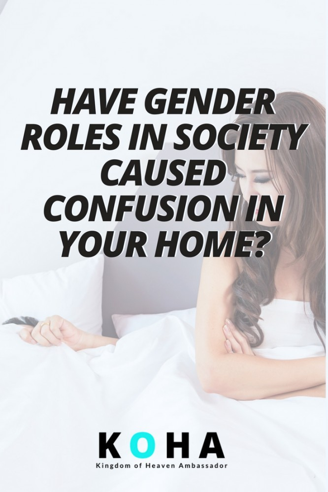 gender roles in society