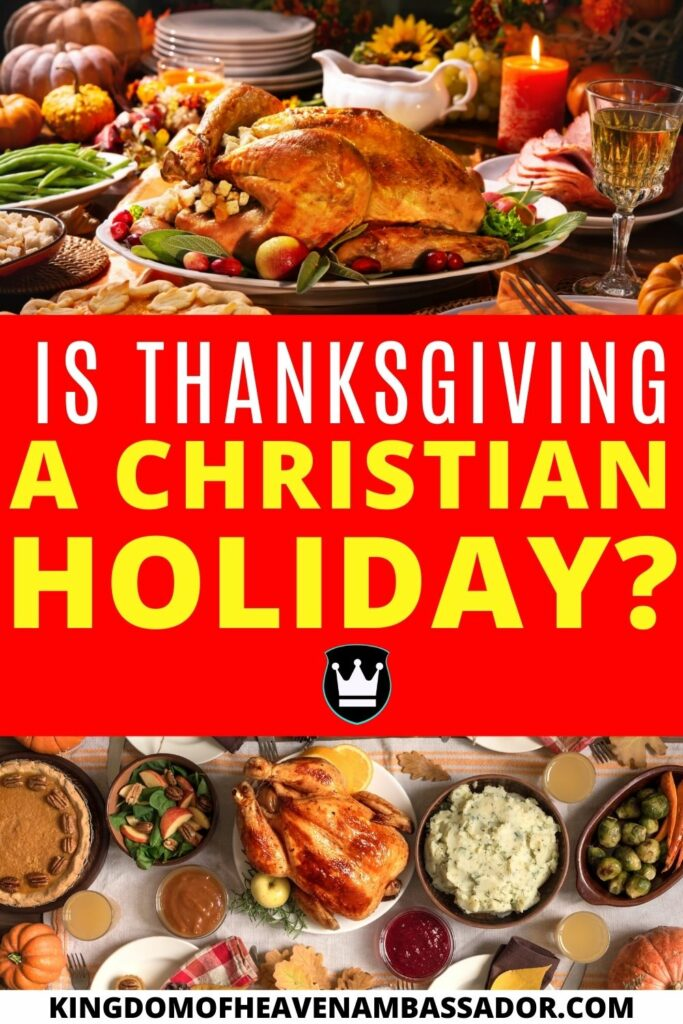 Is Thanksgiving a Christian Holiday - Featured Image
